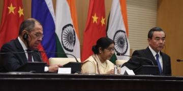 India, Russia, China, Pakistan, Statement