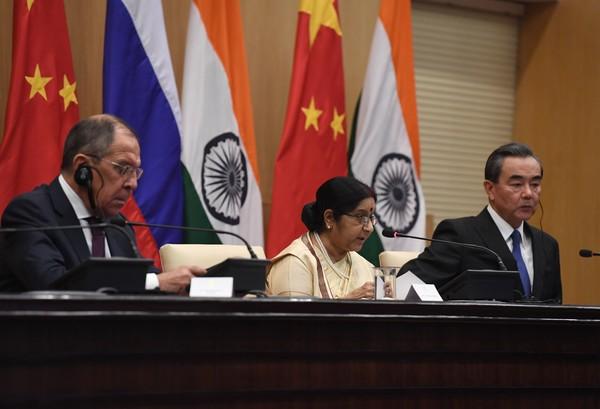 India, Russia, China, Pakistan, Statement