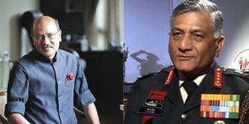 VK Singh, Shekhar Gupta, Coup