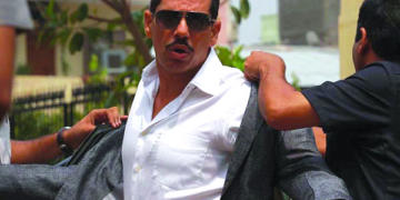 land grab, Robert Vadra