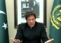 Imran Khan, Pulwama, Speech