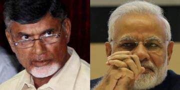 chandrababu naidu, PM Modi
