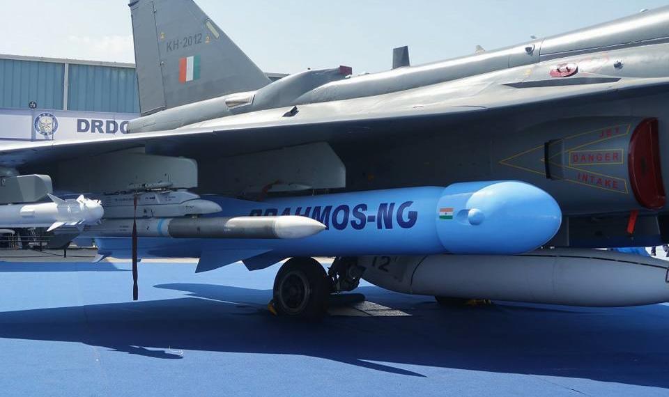 Brahmos-NG, Indian Air Force