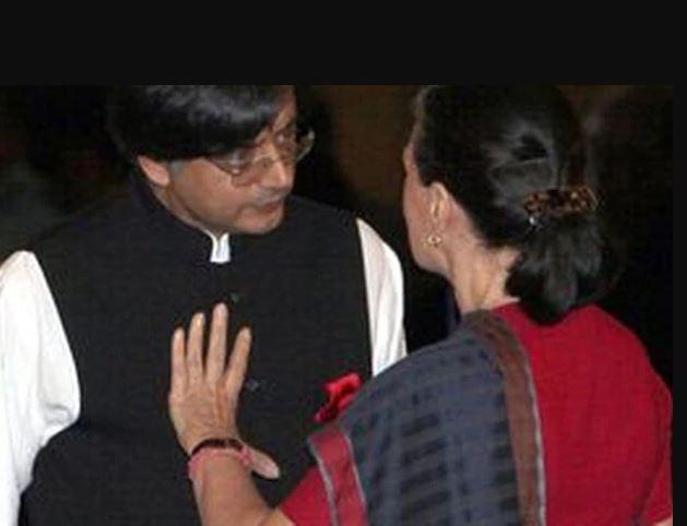 Tharoor, relatives