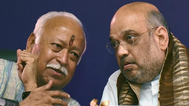 RSS, BJP, voters