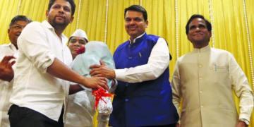 Sujay Vikhe Patil, maharashtra, bjp