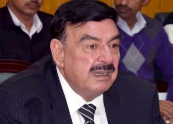 Pakistan Rail Minister, IAF
