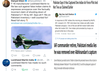 Pakistan, Lies