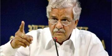 sriprakash jaiswal, congress
