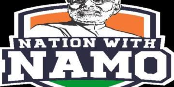 Nation with Namo, media