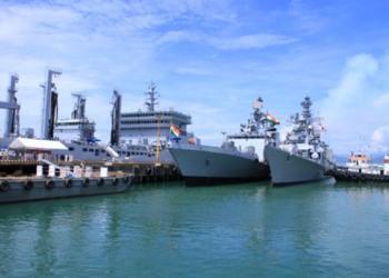 Indian Navy, Vietnam, Naval