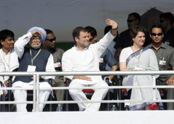 Congress, Priyanka Vadra, Manmohan Singh