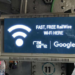 WiFi, railway stations, India