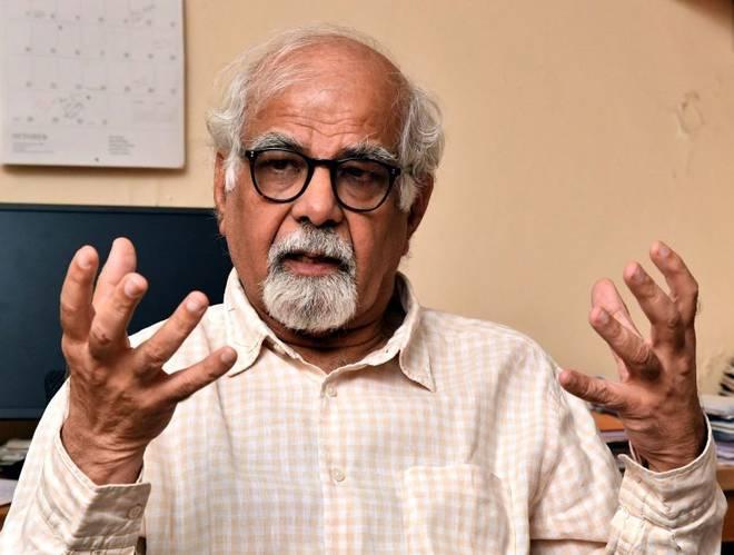 Surjit Bhalla, conflicts, Modi government