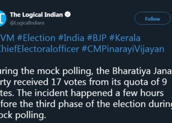 EVM, Goa, Congress, BJP