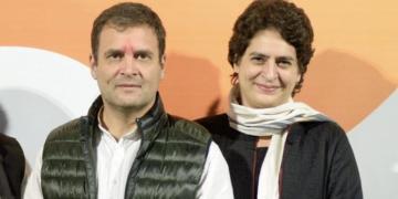priyanka gandhi, campaigner