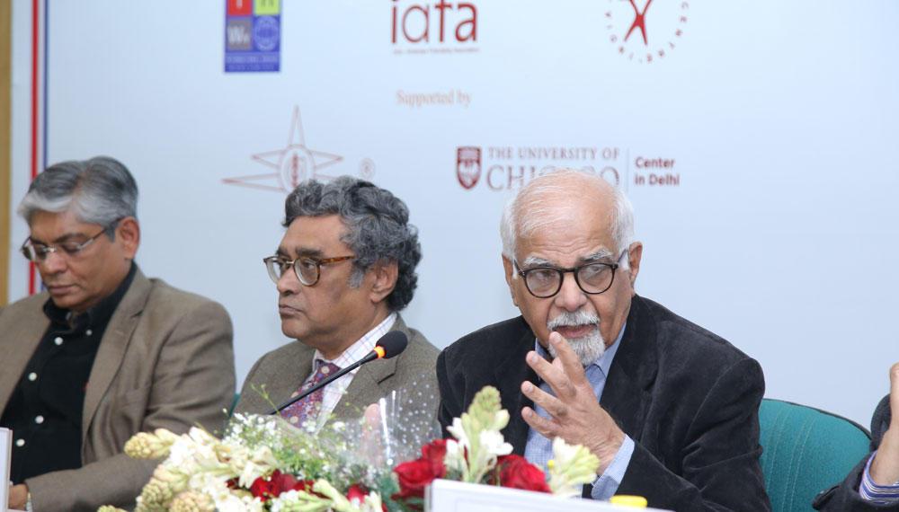 NSSO, Surjit Bhalla, data