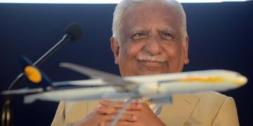 Jet Airways, Naresh Goyal