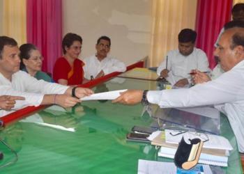 Rahul Gandhi Amethi Wayanad