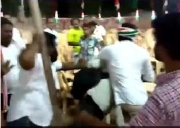 Congress workers, photojournalists, Tamil Nadu, attacked