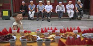 China, Ramzan, fasting