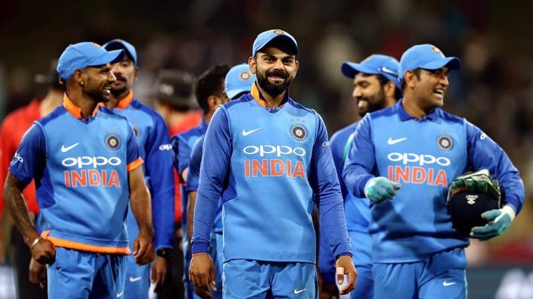 c0327d5d9 India to don orange jersey in World Cup 2019 for their away matches