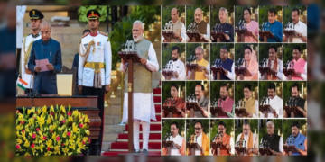 Cabinet Minister, promoted, NDA government