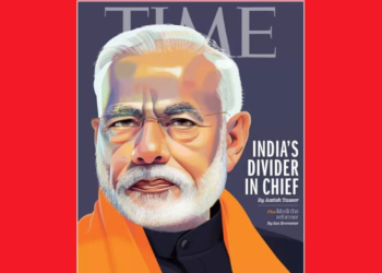 Time Magazine, Divider in Chief