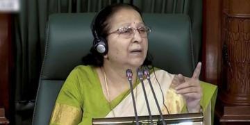 lok sabha speaker