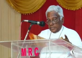bishop ezra sargunam, hindus