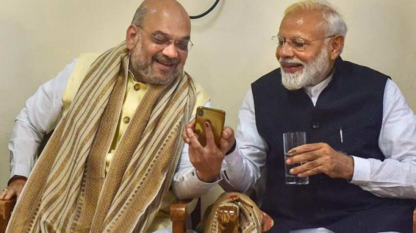 Amit Shah, Home Minister, India