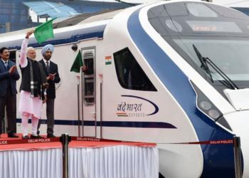 Vande Bharat Express, manufacturing