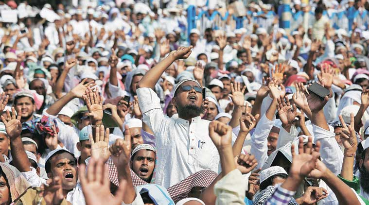 muslims, minority affairs, ministry