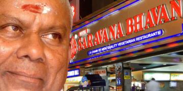 Saravana Bhavan, Rajagopal, Dosa