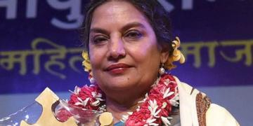 Shabana Azmi, government