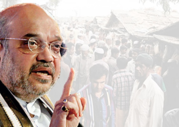 illegal immigrant, Amit Shah