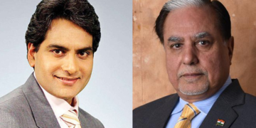 Subhash Chandra, Zee, promoters' stake