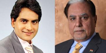 Subhash Chandra, Zee, promoters' stake