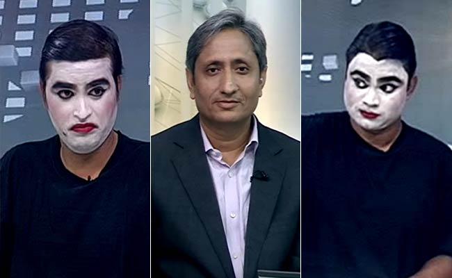 रविश कुमार NDTV