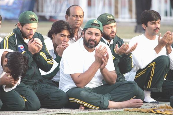आईसीसी क्रिकेट पाकिस्तान