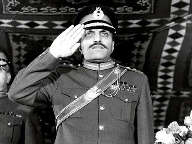 ज़िया उल हक़ पाकिस्तान