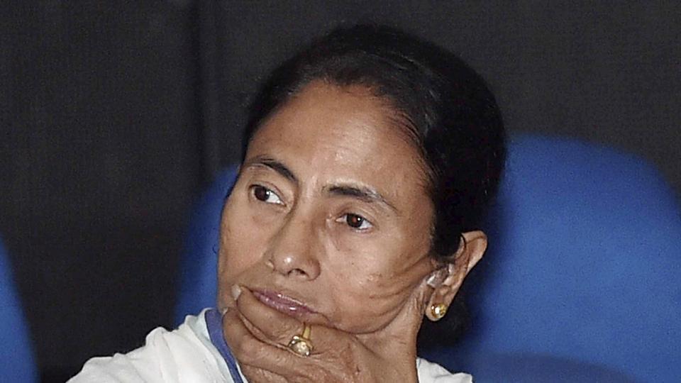 ममता दुर्गा विसर्जन