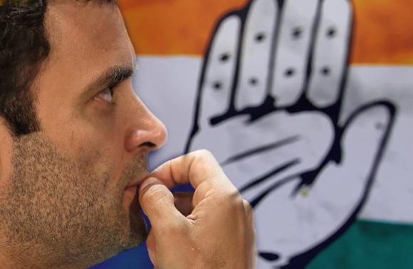 कांग्रेस, राहुल गांधी