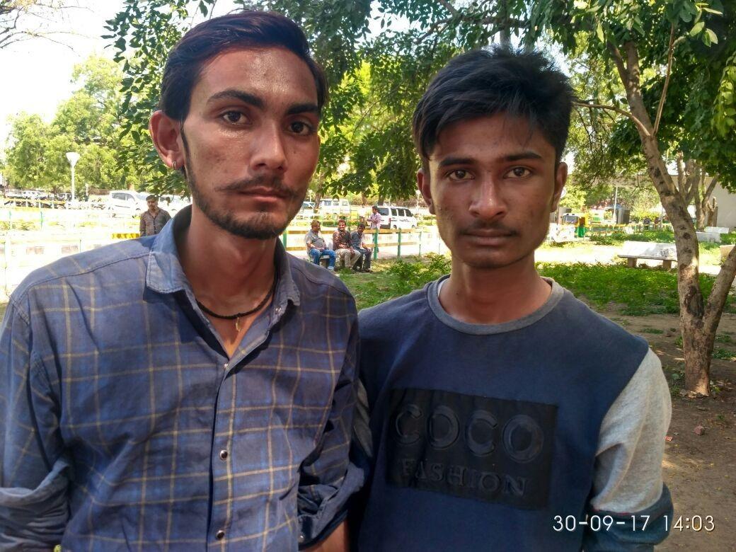 रविश कुमार, दलित, गुजरात