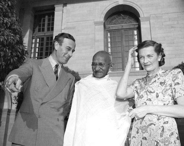 गाँधी-ब्रिटिश-साम्राज्य