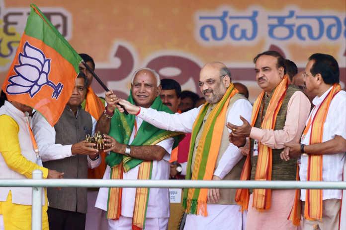 मोदी कर्नाटक चुनाव