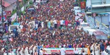 सबरीमाला महिलाएं विरोध