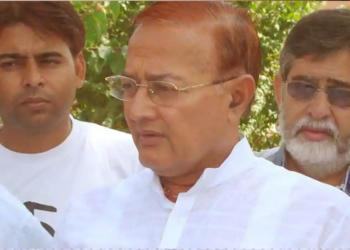 कांग्रेस राजस्थान बीडी कल्ला