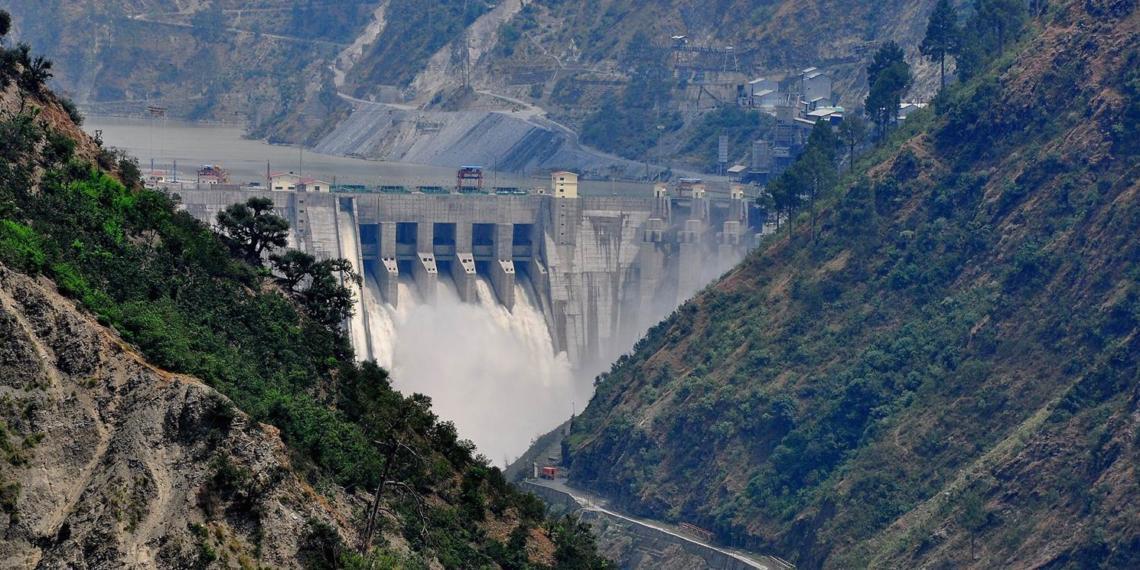भारत पाकिस्तान सिंधु जल समझौता
