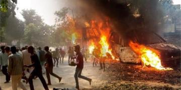 बुलंदशहर हिंदू हिंसा